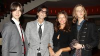 Paulina Porizkova Reveals That Her and Ric Ocasek's Kids Are Designing His Headstone