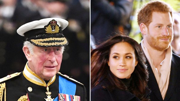 Prince Charles Is Livid About Prince Harry and Duchess Meghans Decision