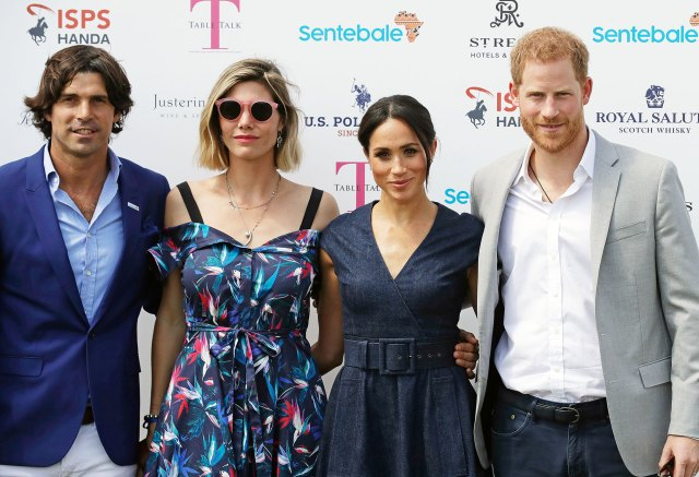 Prince Harry Has Suffered A Lot Longtime Friend Nacho Figueras Says