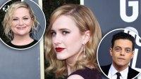 Rachel Brosnahan Amy Poehler Rami Malek Golden Globes 2020