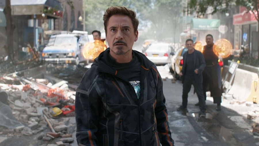 Robert Downey Jr. Hints at Possible Return as Iron Man