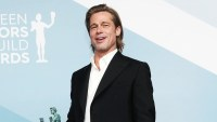 SAG Awards 2020 Hottest Hunks - Brad Pitt