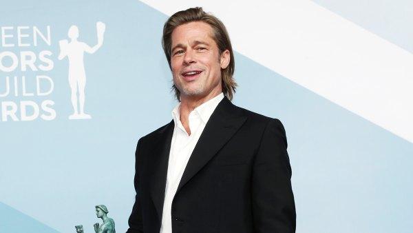 SAG Awards 2020 Hottest Hunks - Brad Pitt