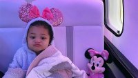 Kylie Jenner Stormi Webster Disneyland Birthday Trip