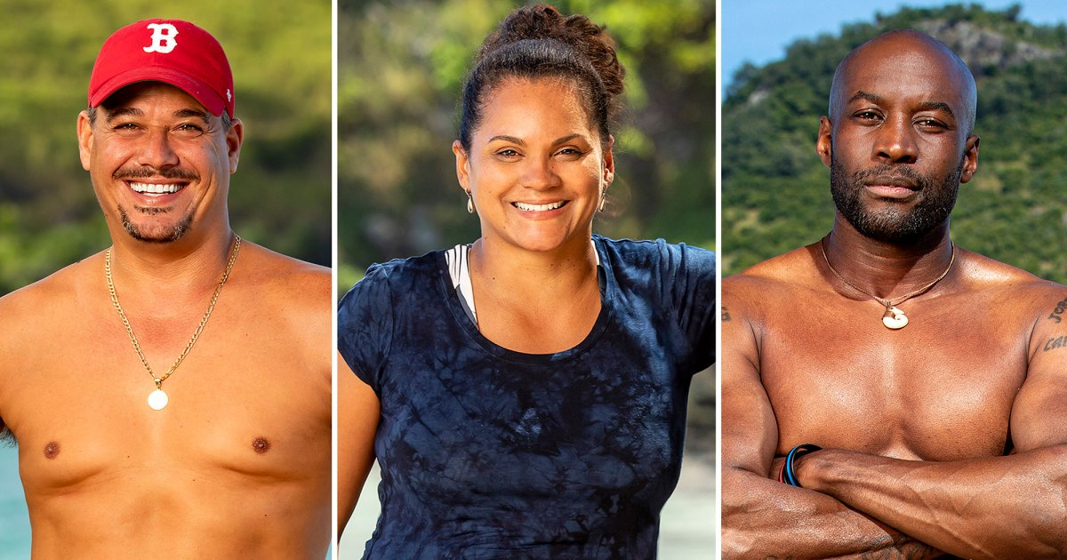 Survivor 40 Cast Reveal Biggest Threats Why They Ll Win