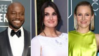 Taye Diggs, Idina Menzel, Kristen Bell Critic's Choice Awards 2020