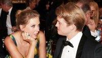 Taylor Swift and Joe Alwyn Inside the Golden Globes 2020