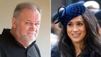 Thomas Markle Says He's Embarrassed by Daughter Meghan Markle