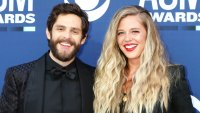 Thomas Rhett Hopes His Pregnant Lauren Akins 3rd Daughter Arrives Early
