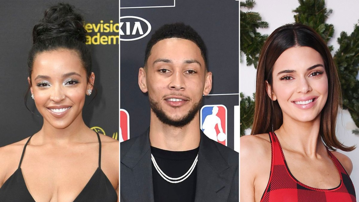 Tinashe Says Finding Out Ex Ben Simmons Was Dating Kendall Jenner Was 'Worst Day of My Life'
