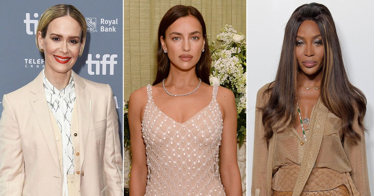 Naomi Campbell, Billie Eilish and More Celebs Make Khaki Look Cool