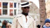 Celebs at London Fashion Week - Billy Porter