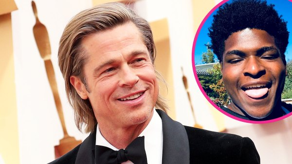 Cheer Jerry Freaks Out After Red Carpet Interview With Brad Pitt
