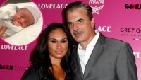 Chris Noth Welcomes 2nd Son With Wife Tara Wilson