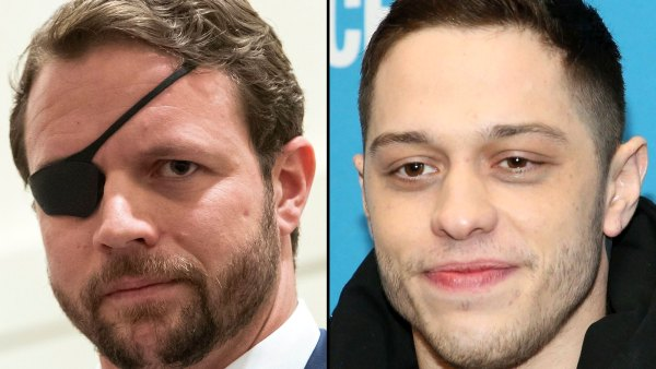 Dan Crenshaw Reacts to Pete Davidson Saying He Was Forced to Apologize
