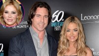 Aaron Phypers and Denise Richards Monte-Carlo Television Festival party, Los Angeles, USA - 05 Feb 2020