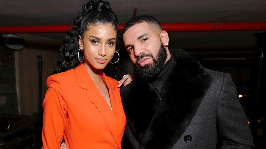Drake and Imaan Hammam Look 'So Cute Together' at New York Fashion Week Dinner