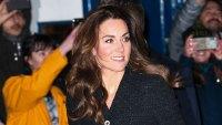 Duchess Kate Middleton Coat Dress February 25, 2020
