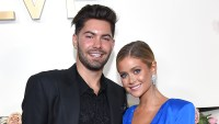 Dylan Barbour and Hannah Godwin Celebrate Engagement With Bachelor Nation: Party Pics