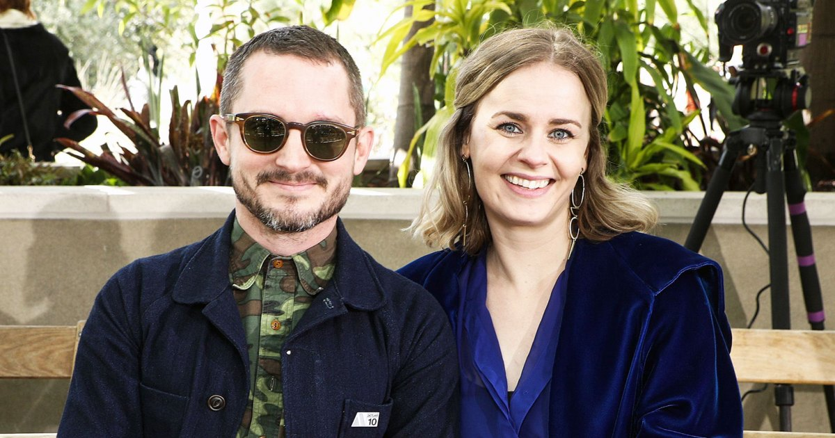 Elijah Wood and Mette-Marie Kongsved Quietly Welcomed Their 1st Child