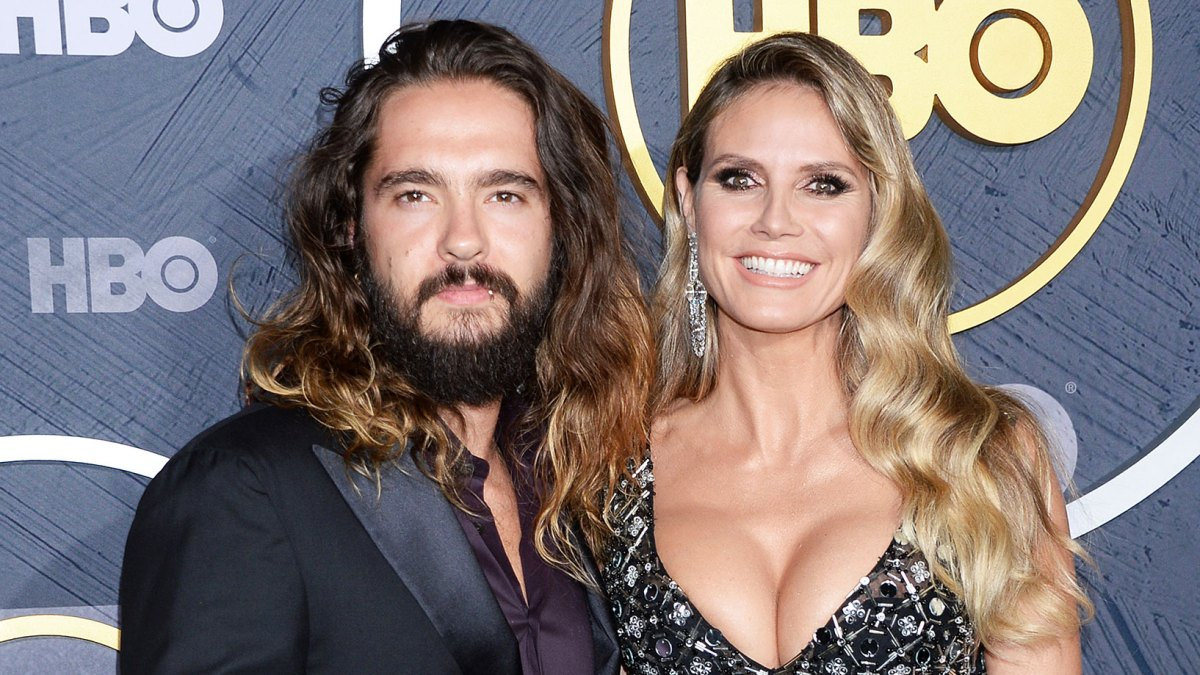 Heidi Klum Didn't Listen to Husband Tom Kaulitz's Music Before Dating