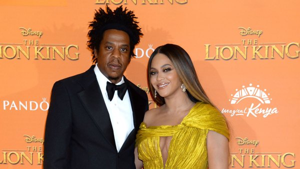 Jay Z and Beyonce Knowles Lion King-Super-Bowl-LIV Stay Seated National Anthem