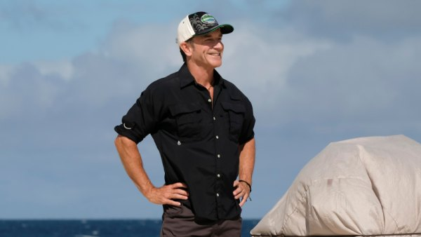Jeff Probst Shares His Pick to Win Survivor