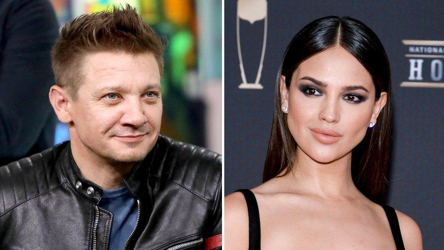 Jeremy Renner, Eiza Gonzalez Had Flirtatious Night in Miami