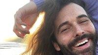 Jonathan Van Ness Freckles Selfie Instagram