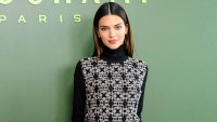 Kendall Jenner Reveals the 'Most Valuable' Lesson She Learned From Her Exes NYFW Fall Winter 2020 Longchamp