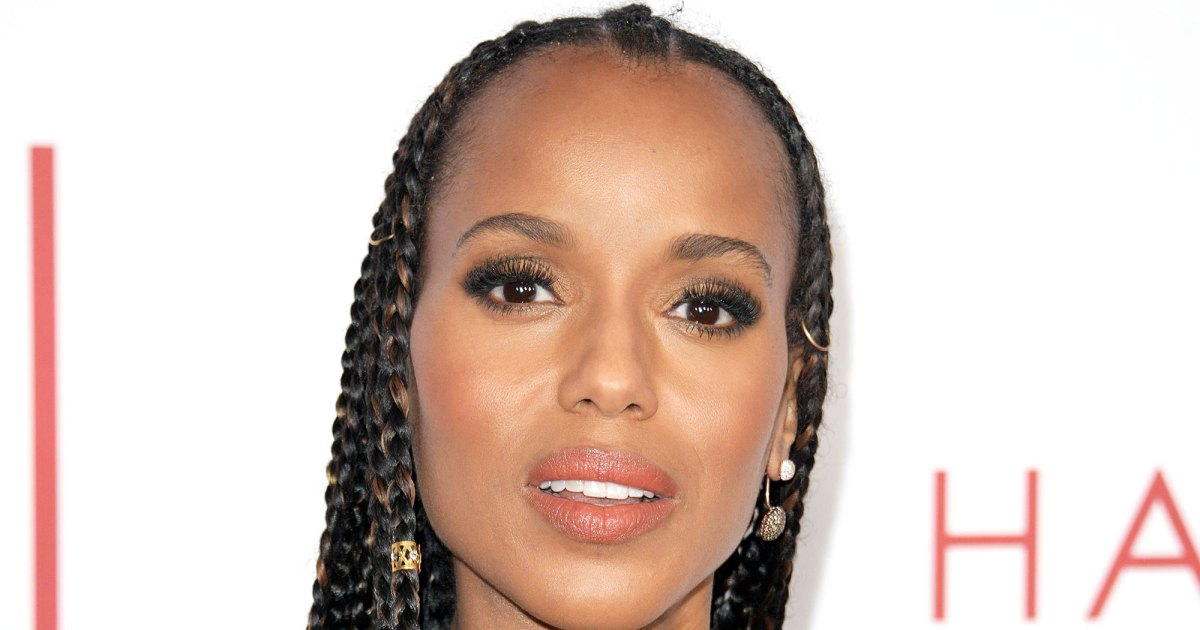 Kerry Washington Shares Rare Detail About Her 3 'Amazing' Kids