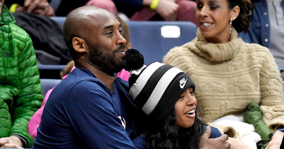 Kobe Bryant and Daughter Gianna Laid to Rest in Private Service