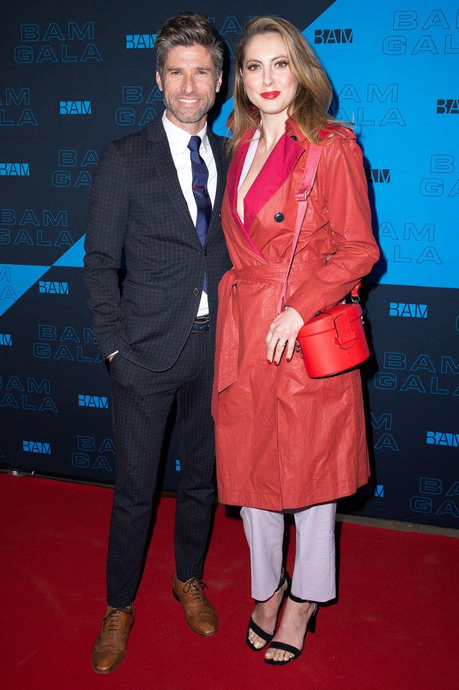 Kyle Martino and Eva Amurri BAM Gala 2019