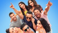 MTV Jersey Shore Cast Photo