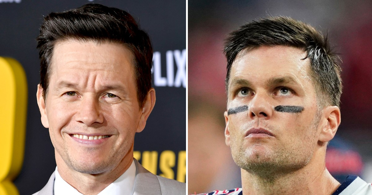 Free to Go! Mark Wahlberg Weighs In on Tom Brady's Future With Patriots