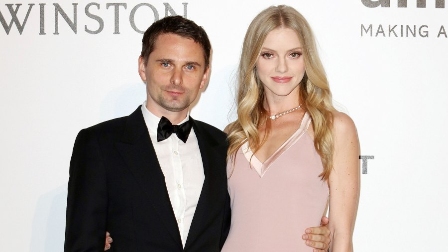 Matt Bellamy and Wife Elle Evans Are Expecting Their First Child