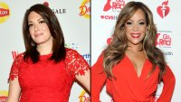 Michelle Collins Agrees With Sunny Hostin That 'The View' Is Like a Sorority