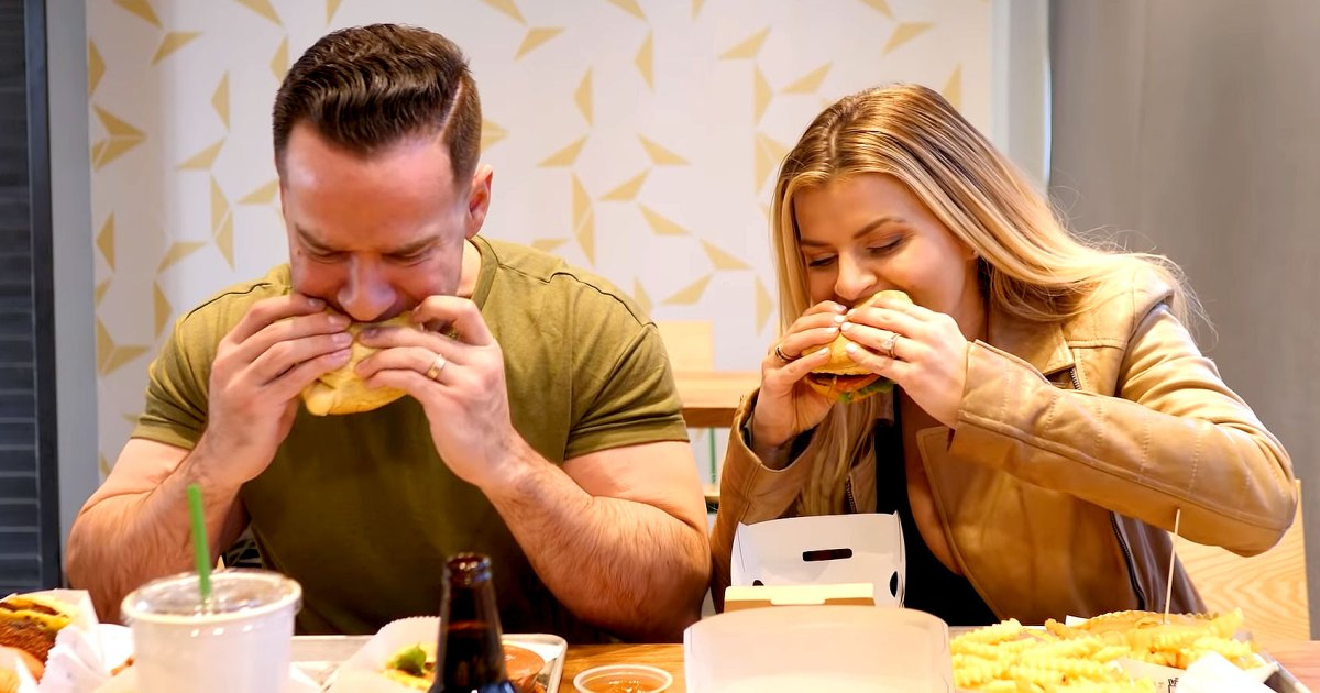 Cheat Day! Mike 'The Situation' Sorrentino Orders Entire Shake Shack Menu