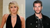 Miley Cyrus and Ex-Husband Liam Hemsworth Avoided Each Other at Pre-Oscars Party
