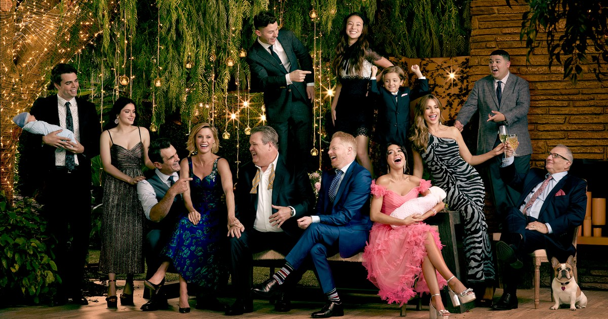'Modern Family' Says Goodbye! Everything the Cast Has Said About the End