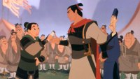 Mulan Disney Cartoon Movie