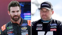 NASCAR's-Corey LaJoie,-Ryan-Newman-Chatted-After-After-Daytona-Wreck
