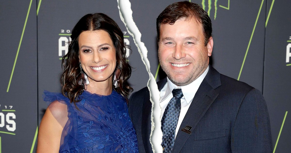 NASCAR's Ryan Newman and Wife Announced Split 4 Days Before Wreck