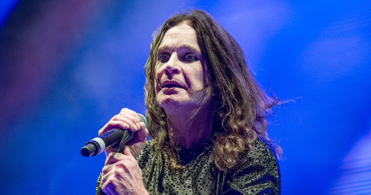 "Ozzy Osbourne Cancels North American Tour to Recover - أوزي أوزبورن تلغي مواعيد رحلاتها للحصول على علاج ""للقضايا الصحية"""