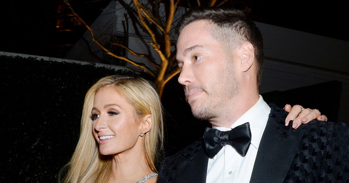 Paris Hilton's Boyfriend Was 'So Supportive' at Her 39th Birthday Bash