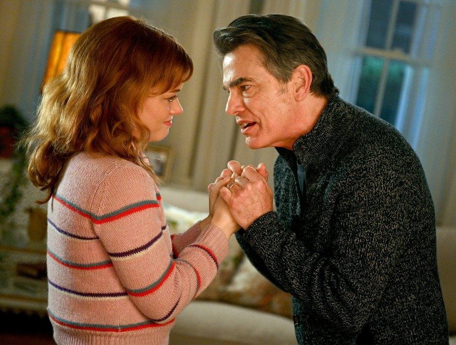 Peter Gallagher révèle une connexion émotionnelle avec le personnage de la liste de lecture extraordinaire de Zoey
