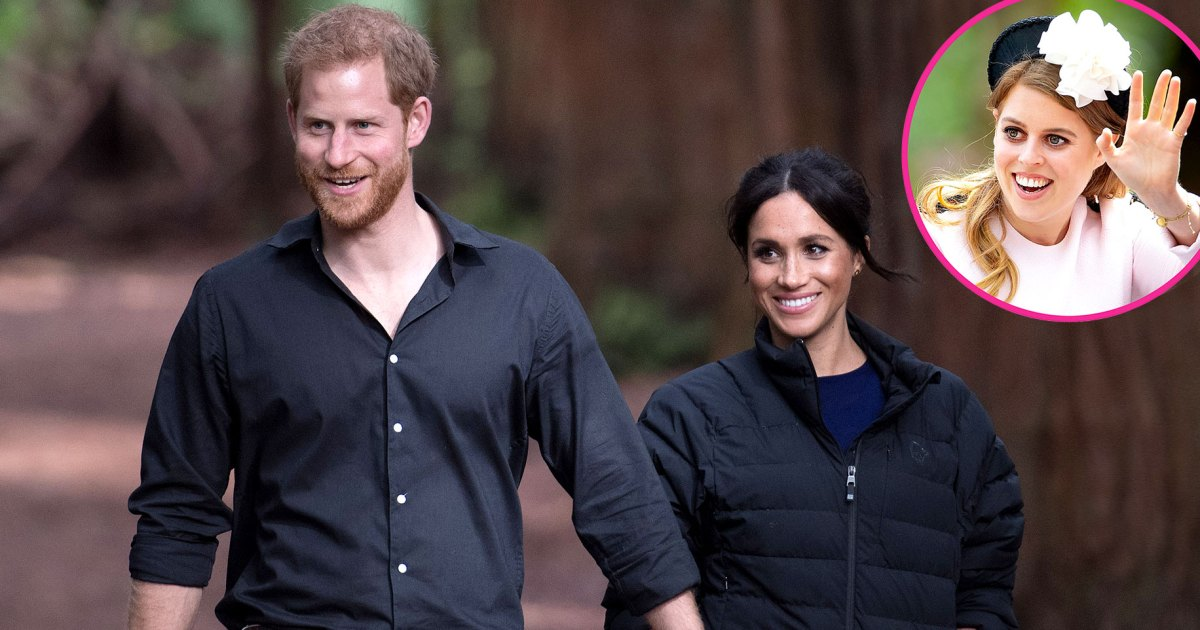 Prince Harry, Meghan Markle Will Attend Princess Beatrice's Wedding