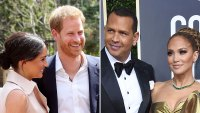 Prince Harry and Meghan Markle Double Date With Alex Rodriguez and Jennifer Lopez