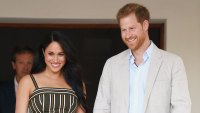 Meghan Markle and Prince Harry in South Africa Prince Harry and Meghan Markle Secretly Visit Stanford University
