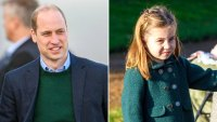 Prince William Sweetly Responds to Fan Telling Him Princess Charlotte Is Her Favorite